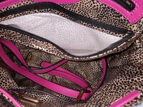 Alyssa Pink purse
