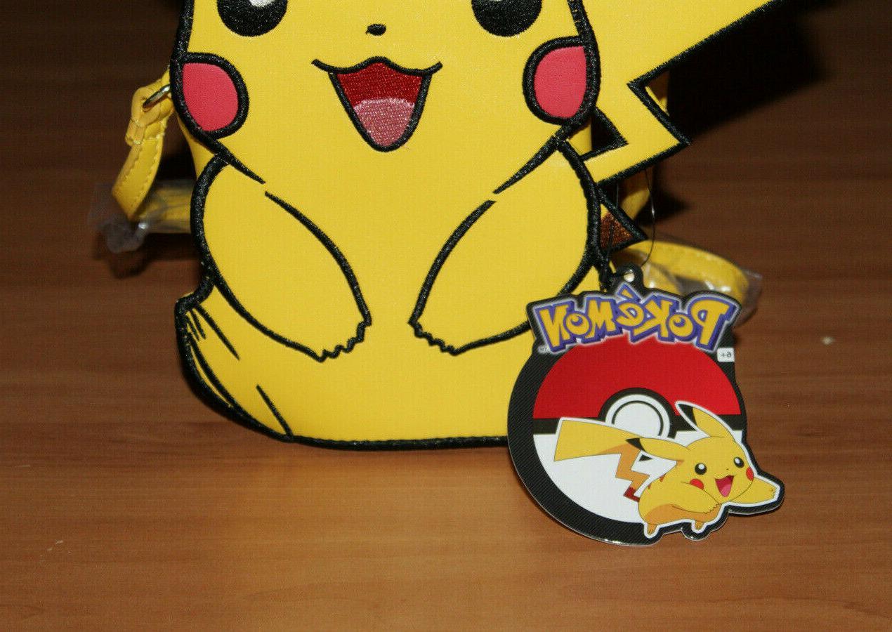Pokémon Leather Crossbody