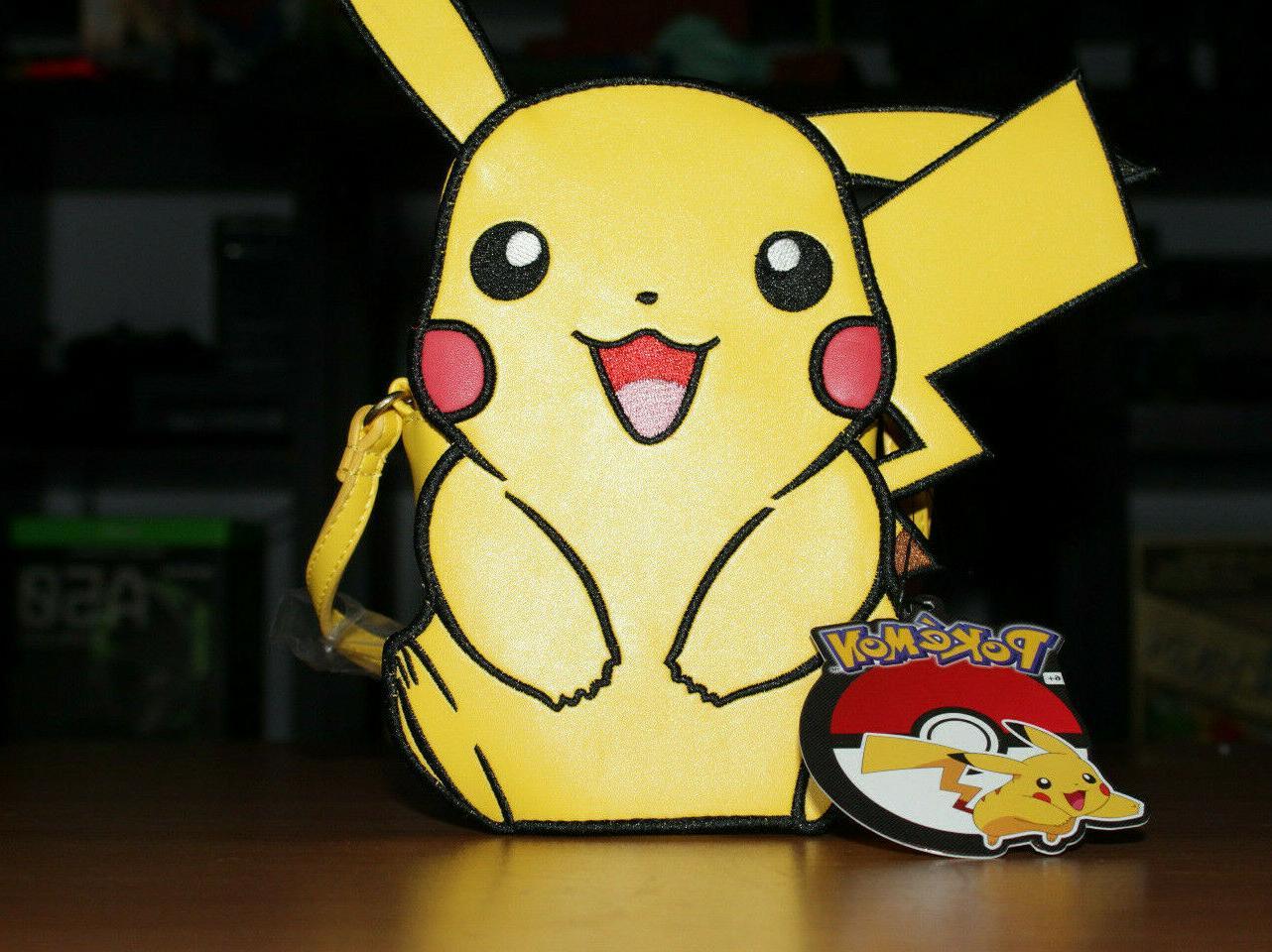 Pokémon Pikachu Crossbody