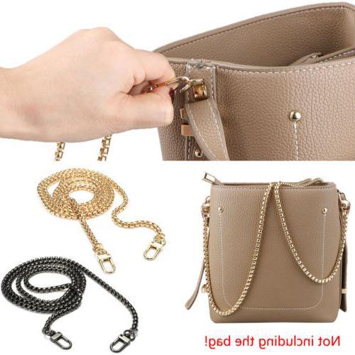 replacement purse chain strap handle shoulder
