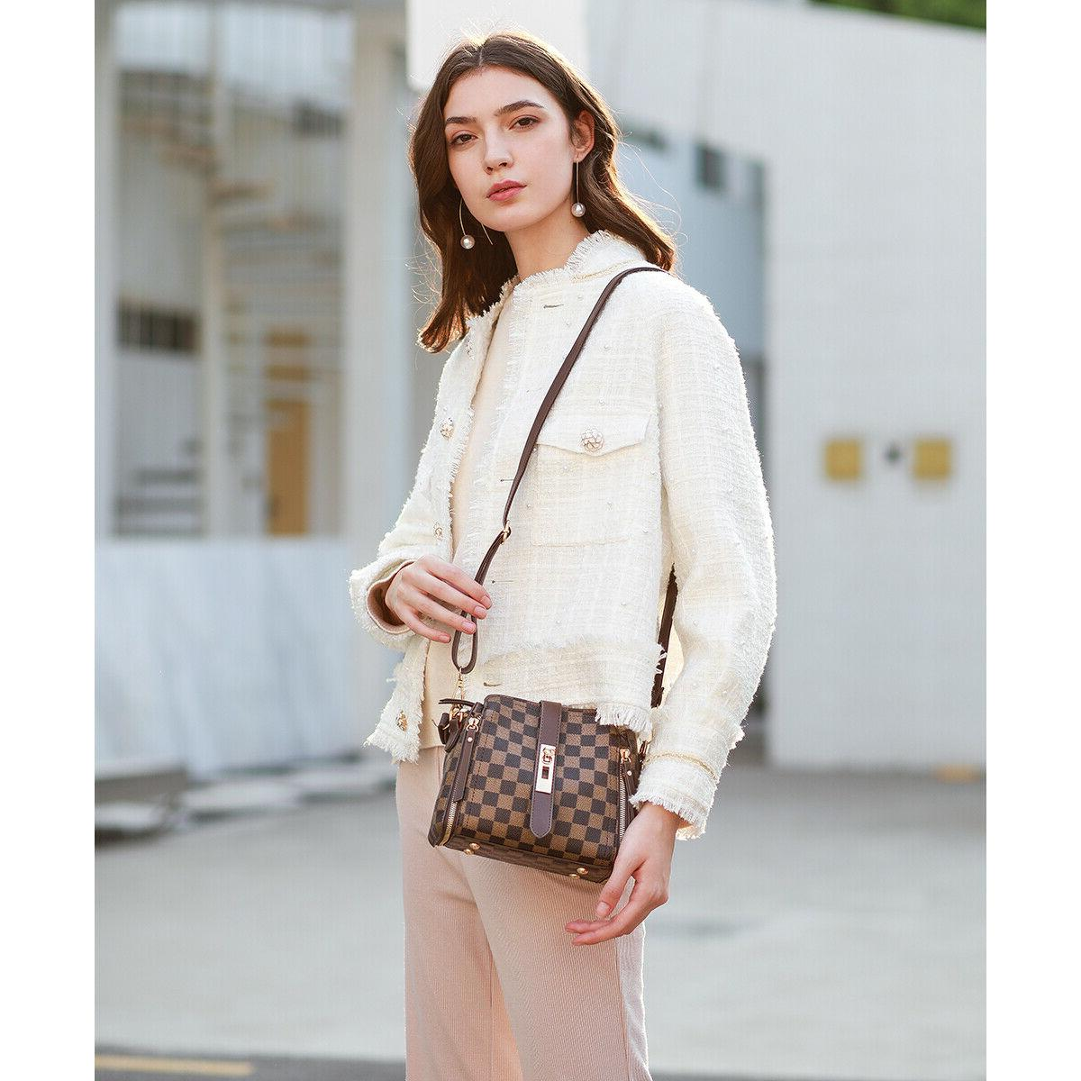 Women Fashion Shoulder Leather