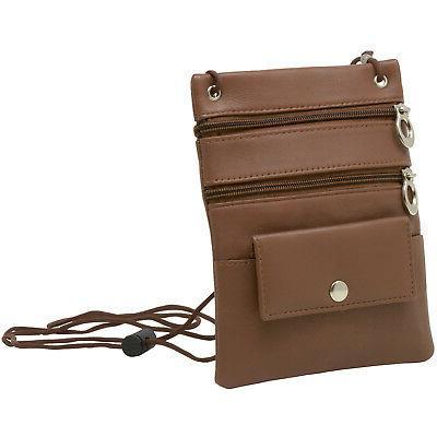 Soft Leather Shoulder Bag Micro