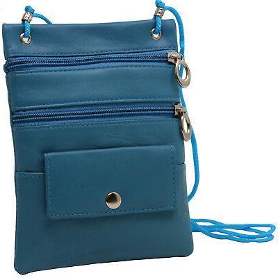 Soft Shoulder Bag Micro Travel Wallet