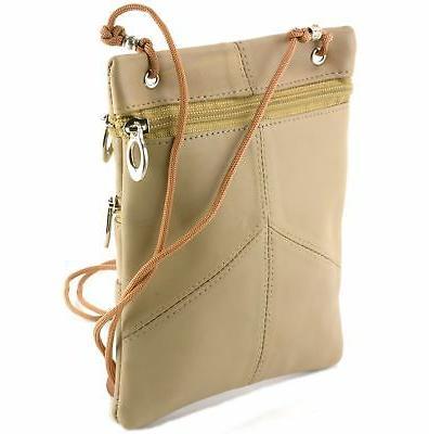 Soft Purse Shoulder Micro Wallet