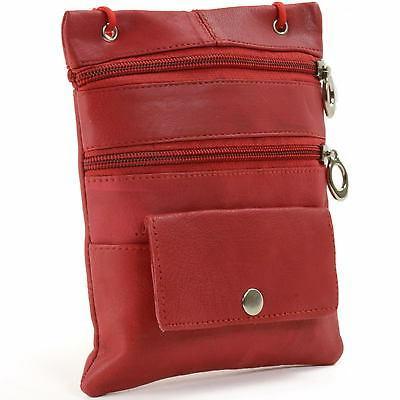 Soft Shoulder Bag Micro Wallet