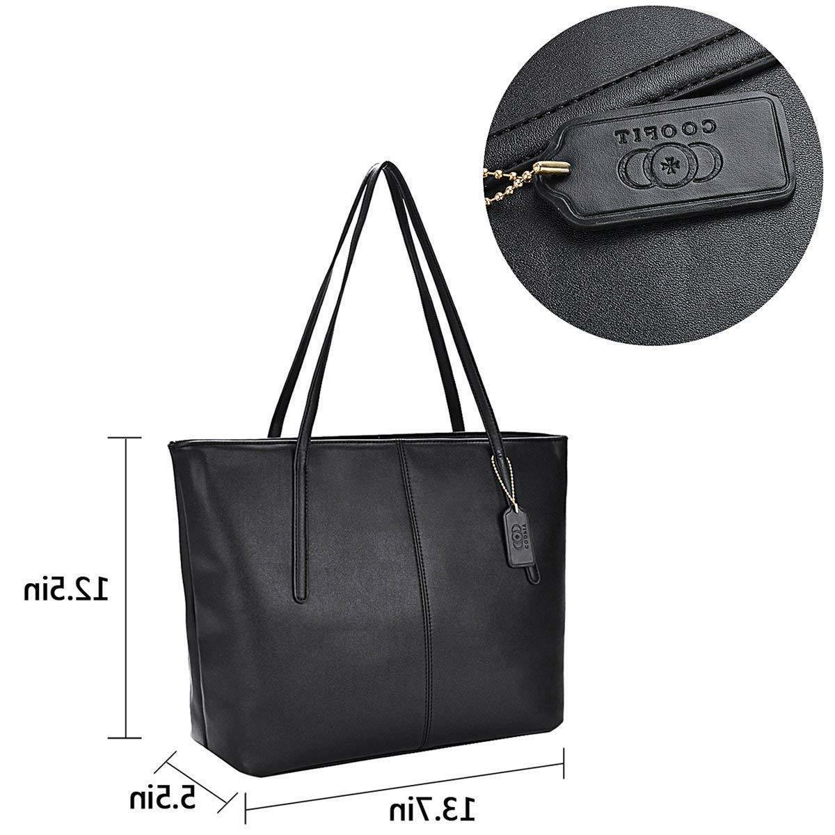 Tote Handbags,COOFIT Fashion and for PU Leather