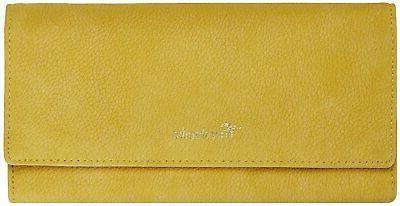 Travelambo Leather RFID Purse Credit Clutch