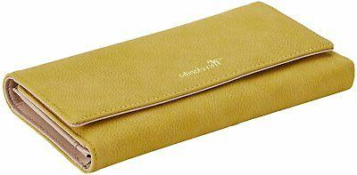 Travelambo Womens Wallet Leather Credit Card