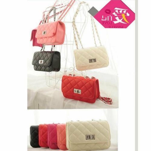 US Small Handbag with Chain