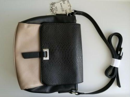 Alyssa Vegan Leather Lead Free Shoulder Handbag