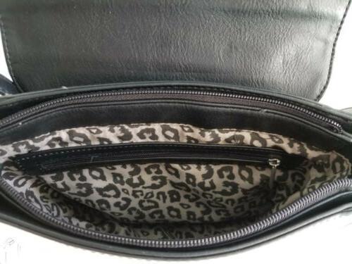 Alyssa Vegan Lead Free Handbag Purse NWT