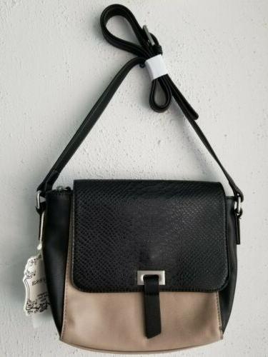 vegan leather lead free shoulder crossbody bag