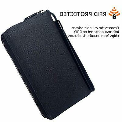 Wallet wallet capacity brand with 22 Holds easy access Purs