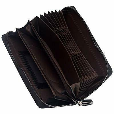 wallet men s wallet large capacity brand