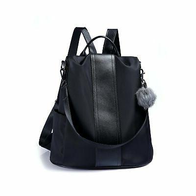 women backpack purse anti theft rucksack waterproof