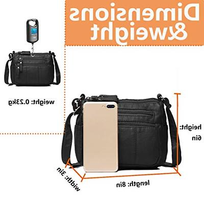 Women body Bags Pocketbooks Leather and Pocket