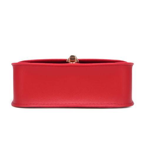Women Girl Messenger Bags PU Bag