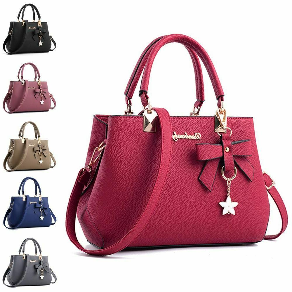 Bag Leather Ladies Messenger