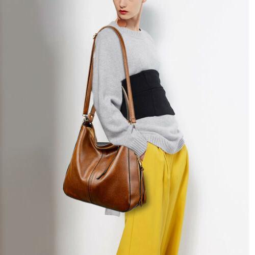 Women Handbags Leisure Faux Leather Shoulder