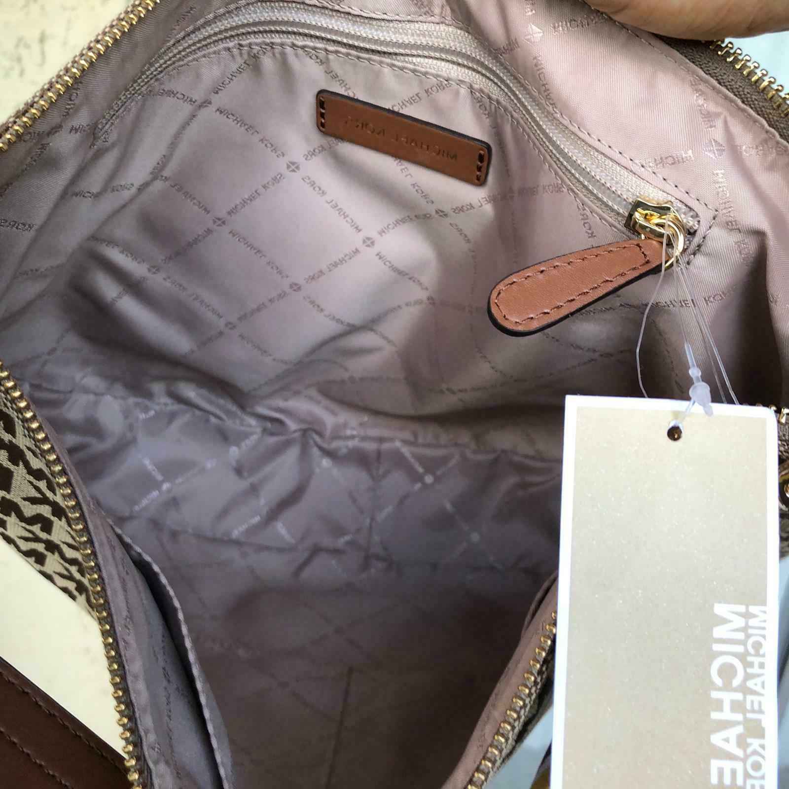 Michael Kors Women Leather Handbag Hobo