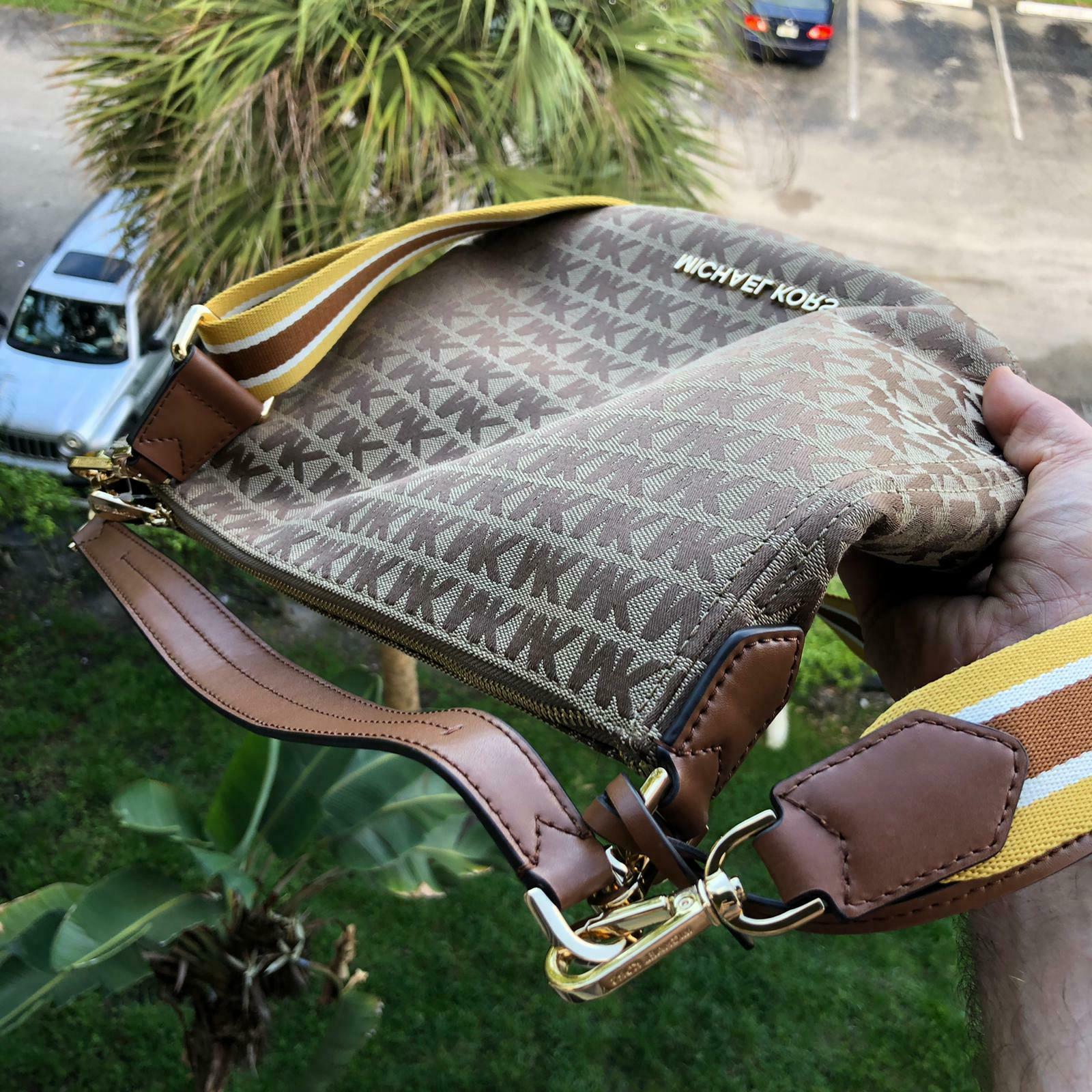 Michael Kors Leather Shoulder Handbag Purse