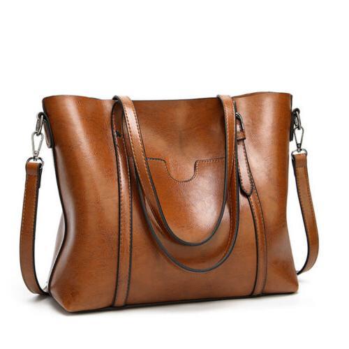 Women Leather Shoulder Bag Shoulder