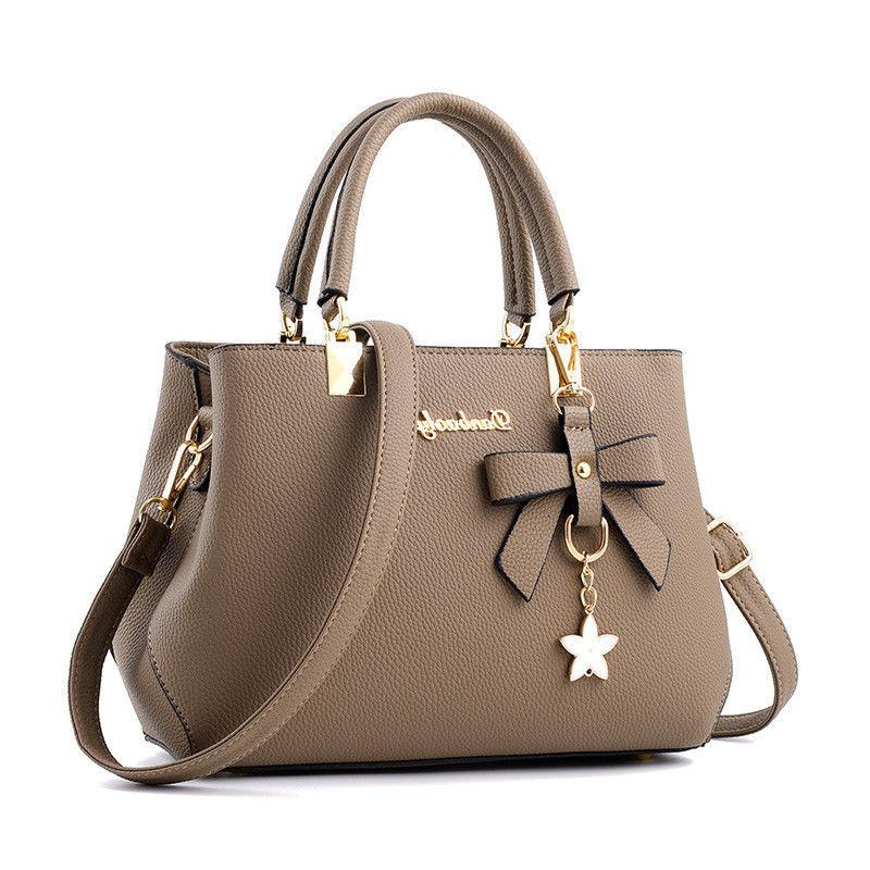 Women Leather Shoulder Messenger Satchel Crossbody Bags