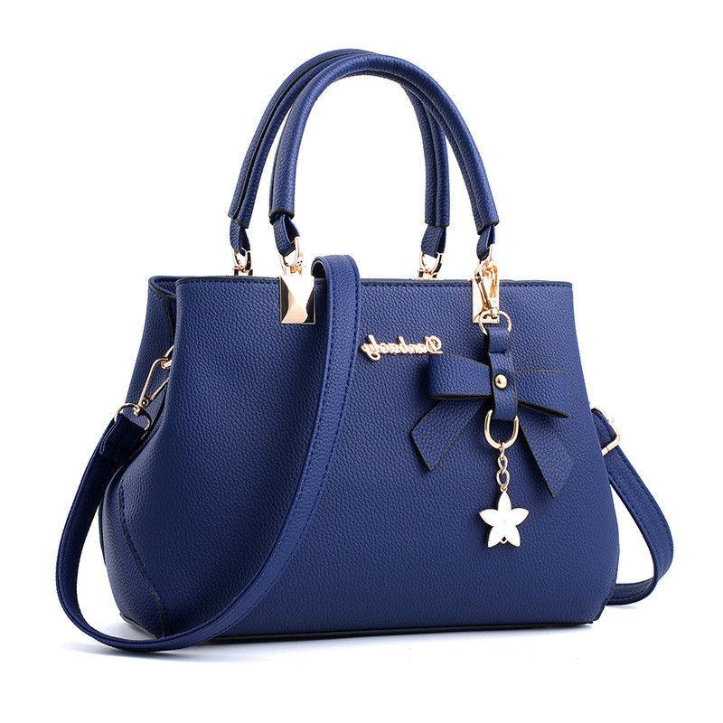 Women Leather Handbag Shoulder