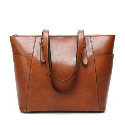 YOLANDO Leather Handbag Purse Messenger Tote T0041