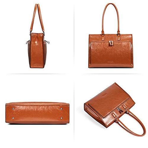 BOSTANTEN Leather Vintage Tote Handbags