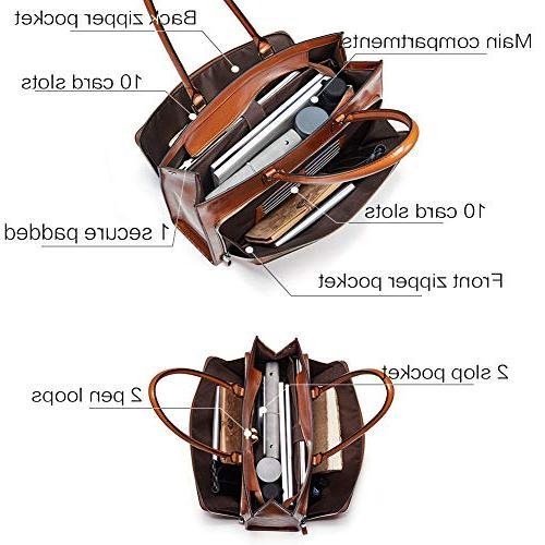 BOSTANTEN Vintage Shoulder Tote Handbags