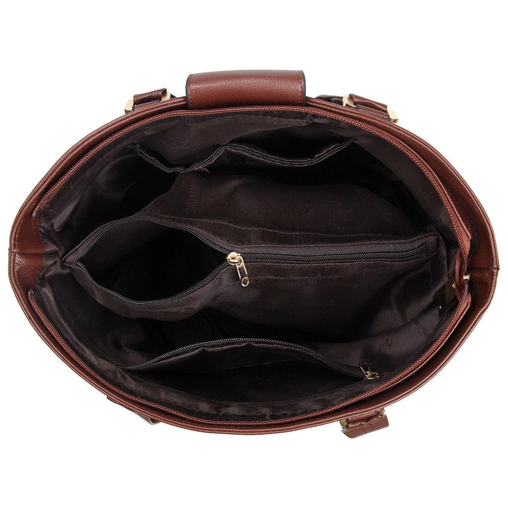 Women Leather Purses and Crossbody Bag