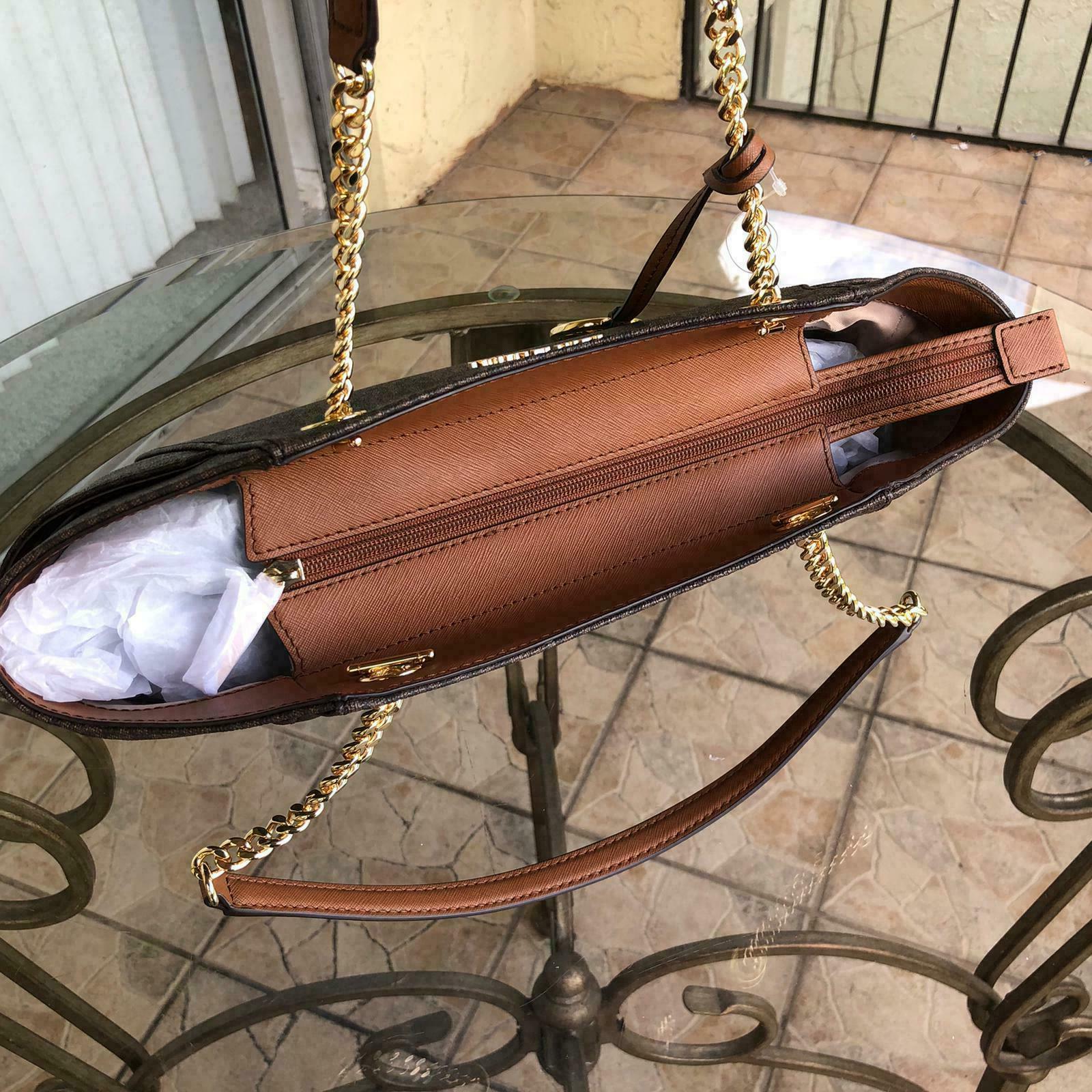 Michael Kors Shoulder Tote Purse Handbag Messenger MK