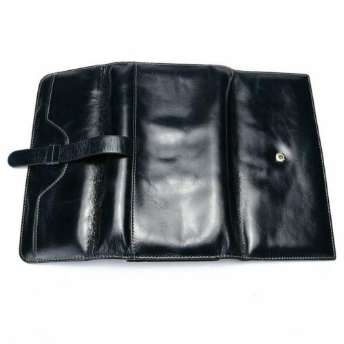 Women Wallet Trifold Strap Purse
