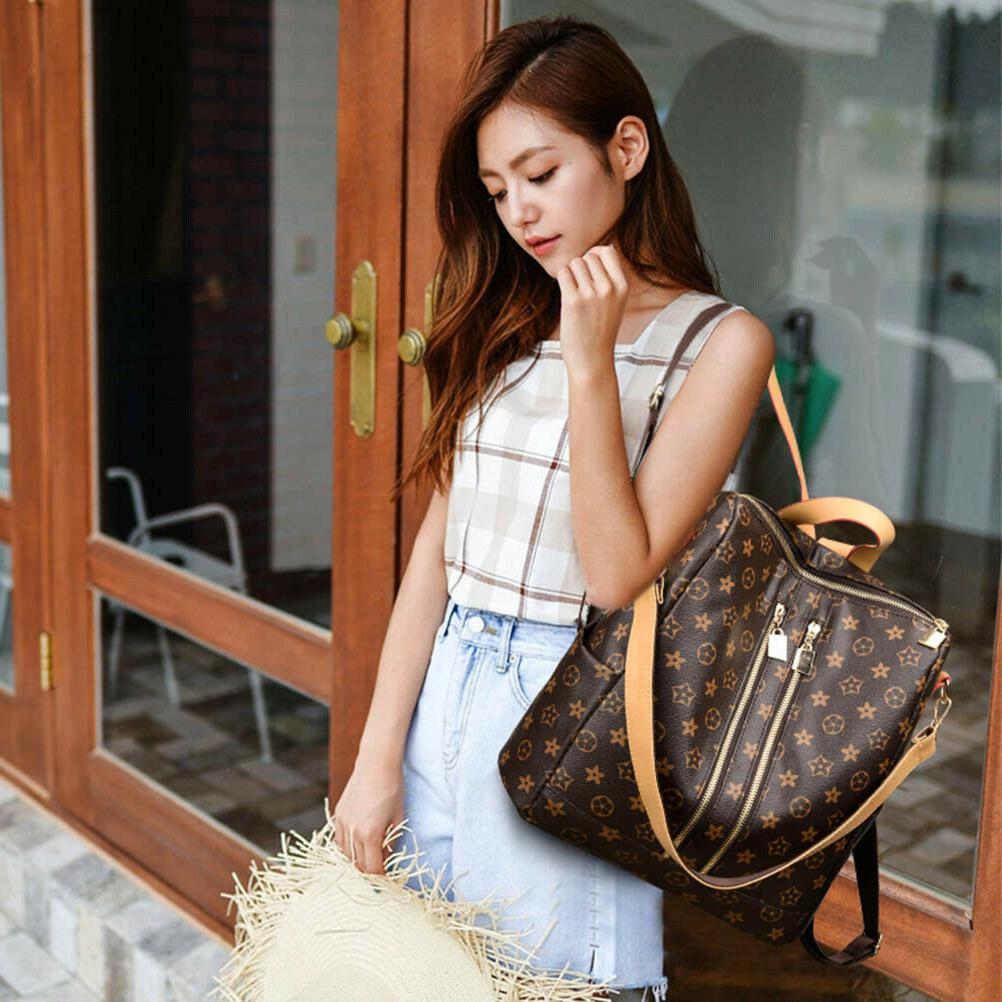 Women PU Bag Cute Purse Cross Shoulder Travel