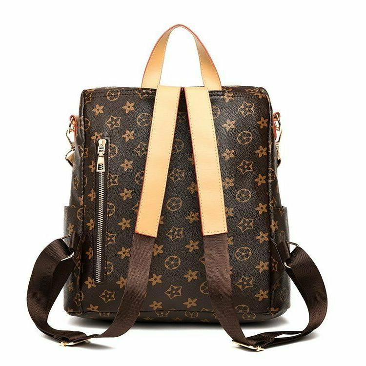 Women PU Leather Bag Cute Purse Cross Shoulder
