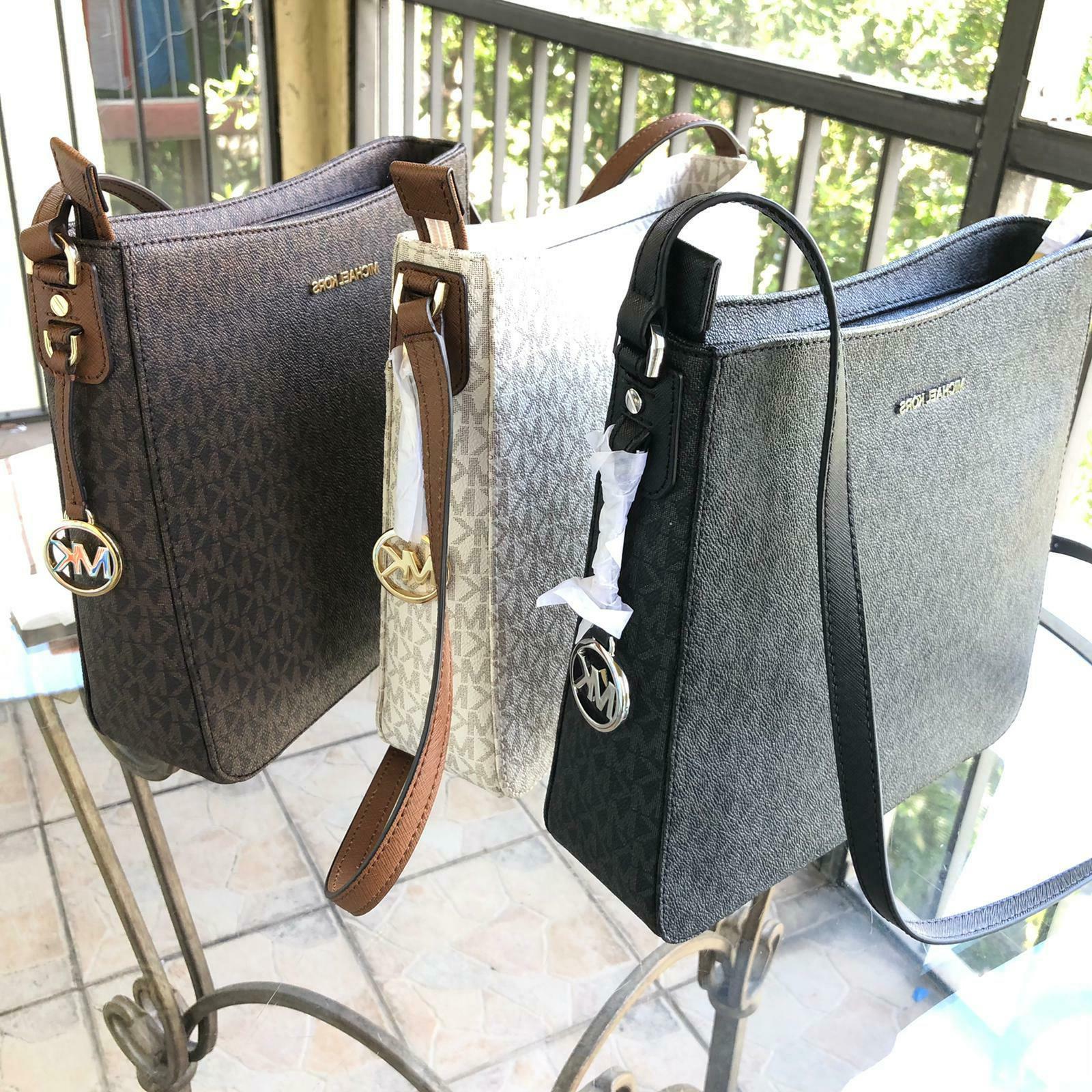 women pvc leather messenger crossbody handbag purse