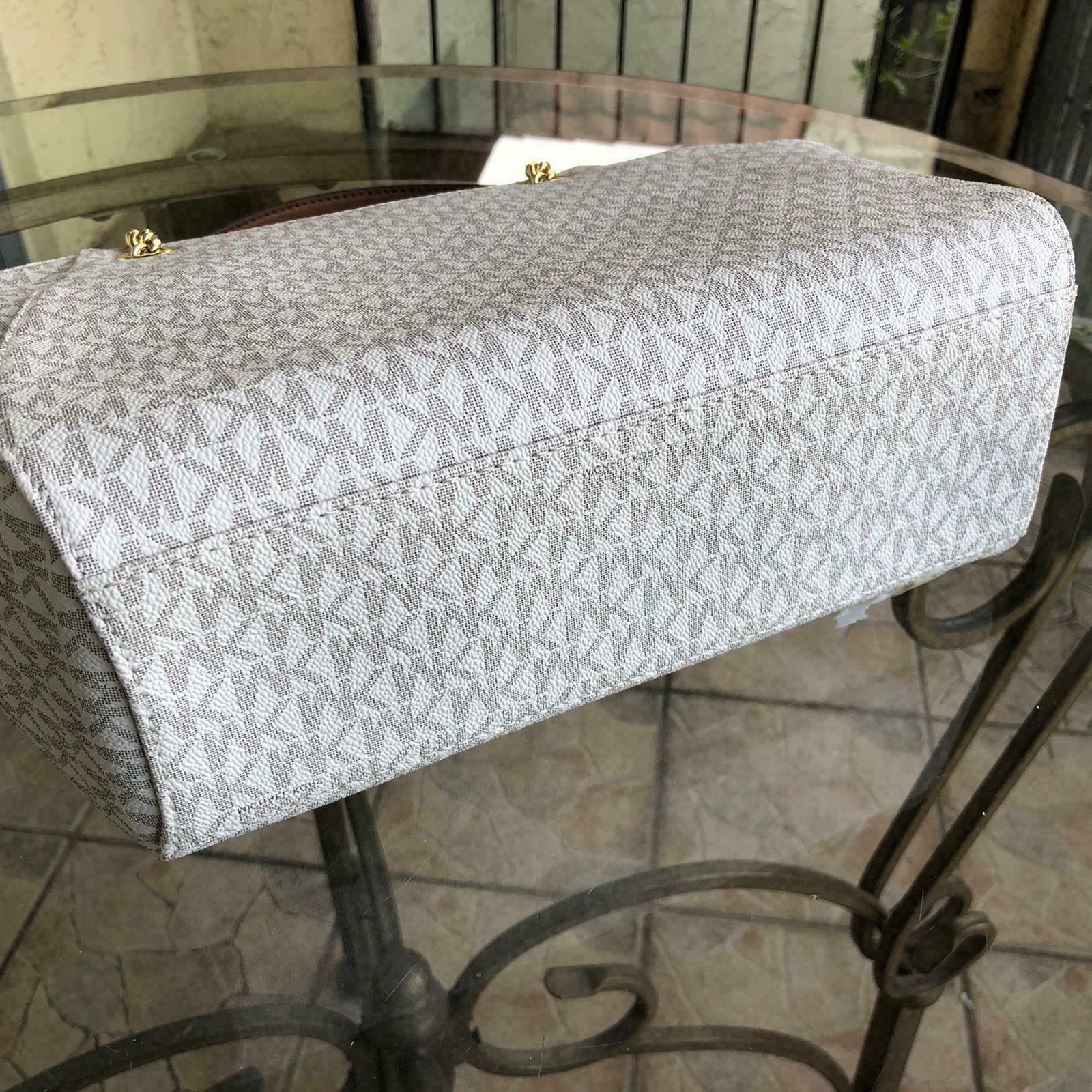 Michael Kors Shoulder Tote Bag Purse Handbag Messenger