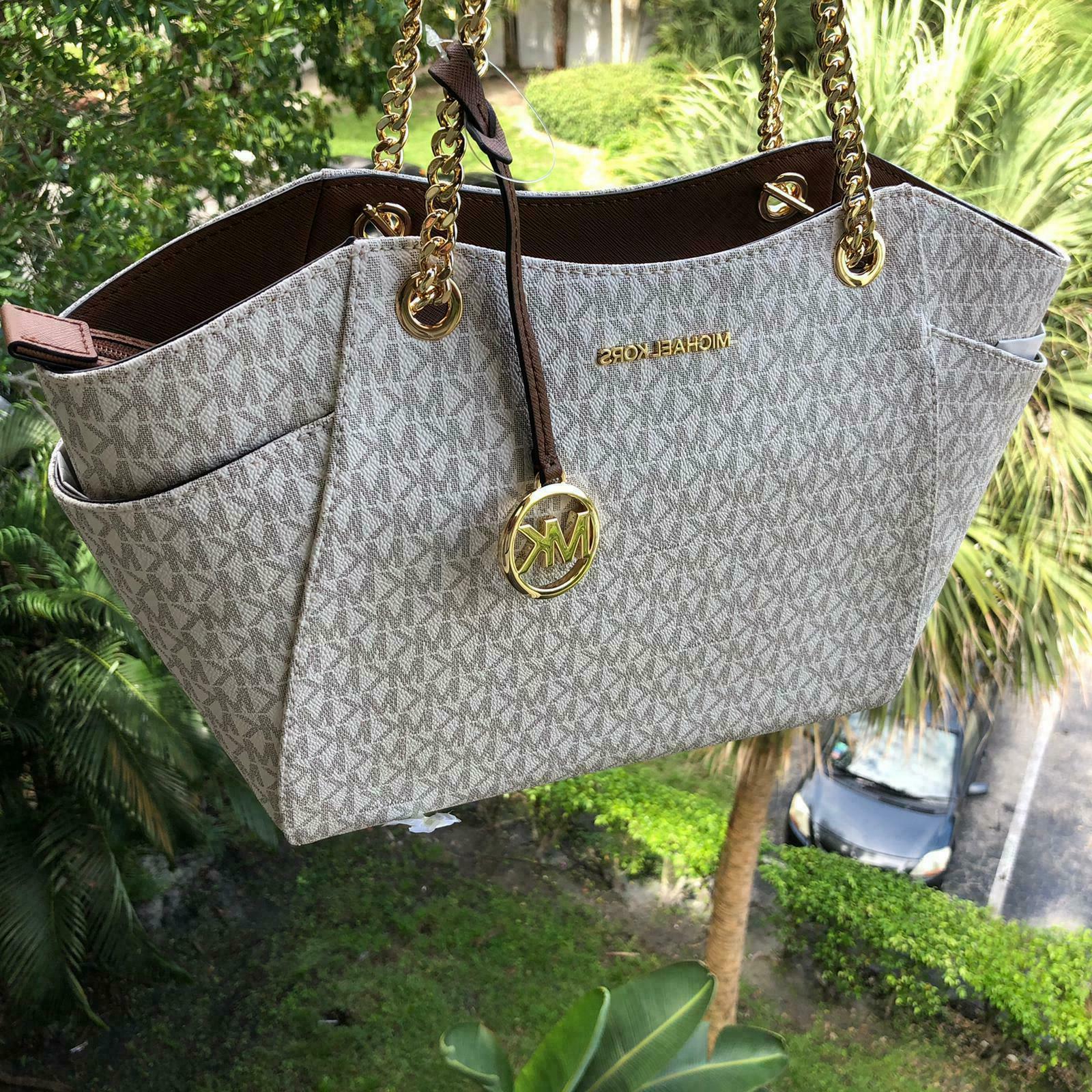 Michael Women Shoulder Tote Handbag Messenger