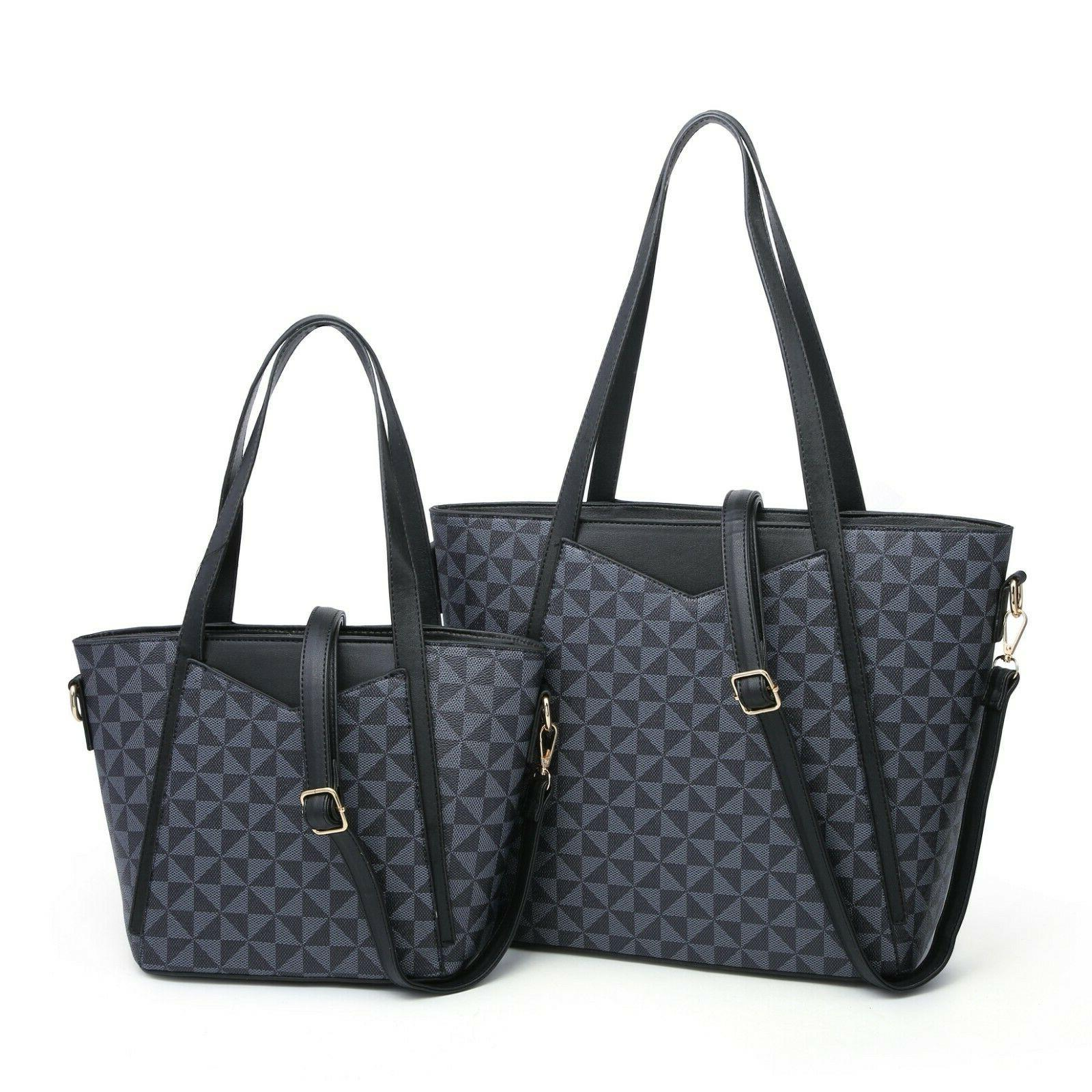 Women's Satchel Pieces Set Shoulder