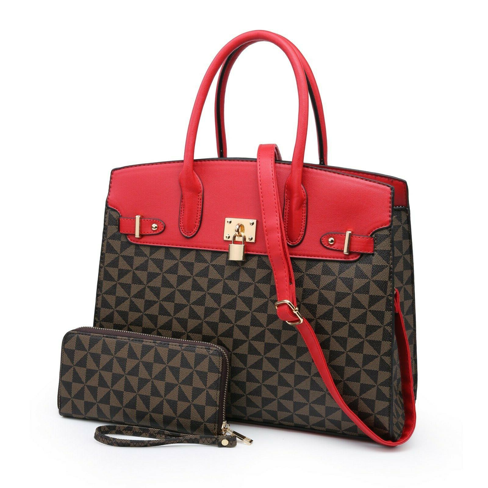 Women Hand Shoulder Bag Set for Tablet