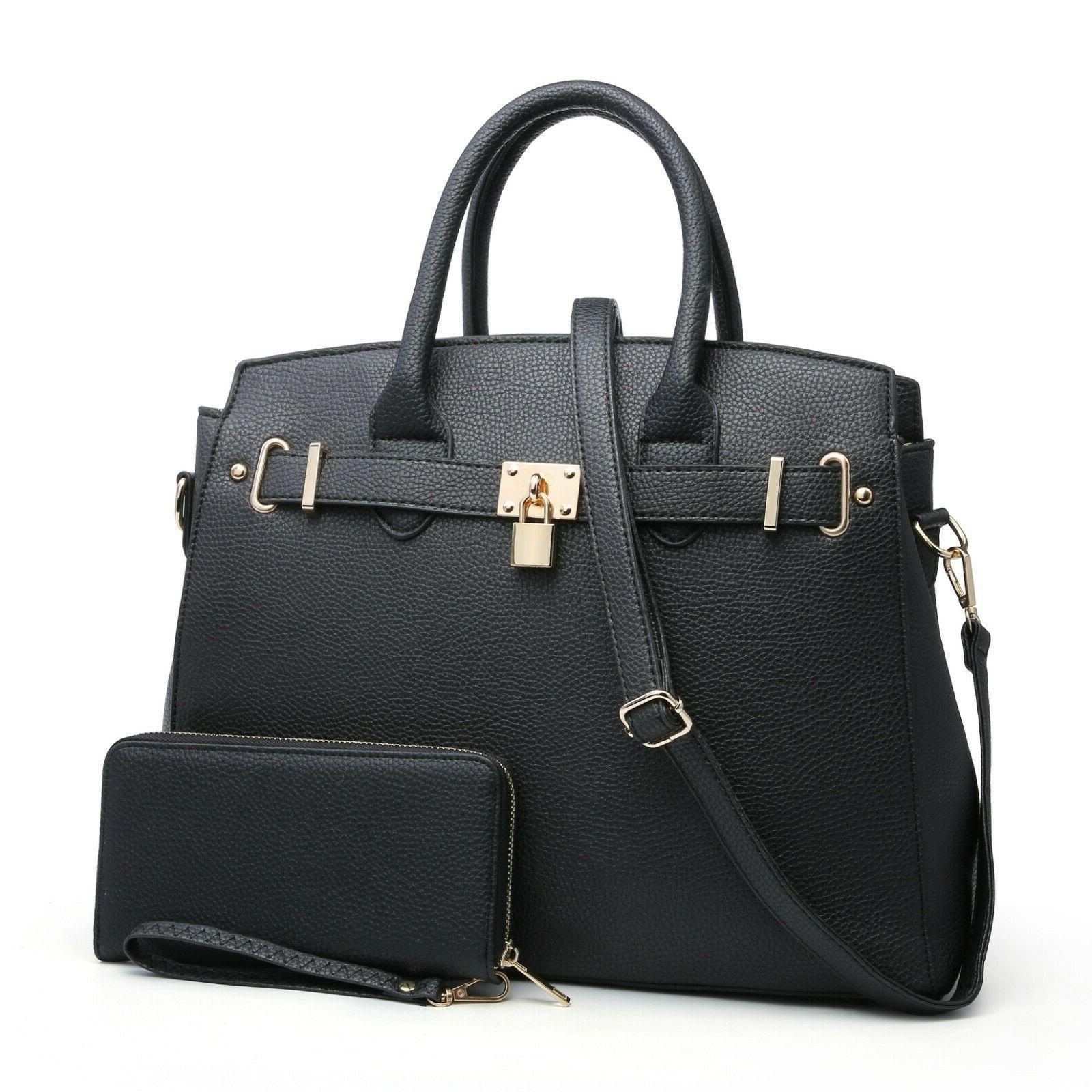 Women Large Hand Bag Set Tablet