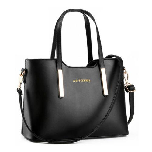 women s handbag leather messenger shoulder tote