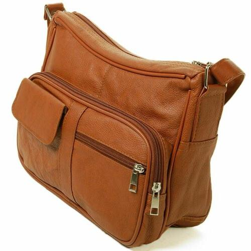 Women's Leather Shoulder Bag Cross Body