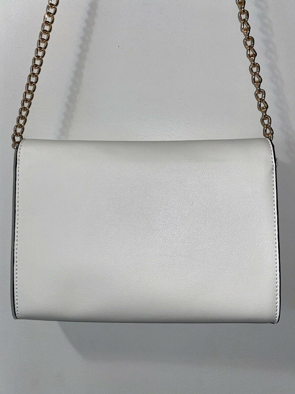 WOMEN'S PURSE LUXE-WHITE GOLD