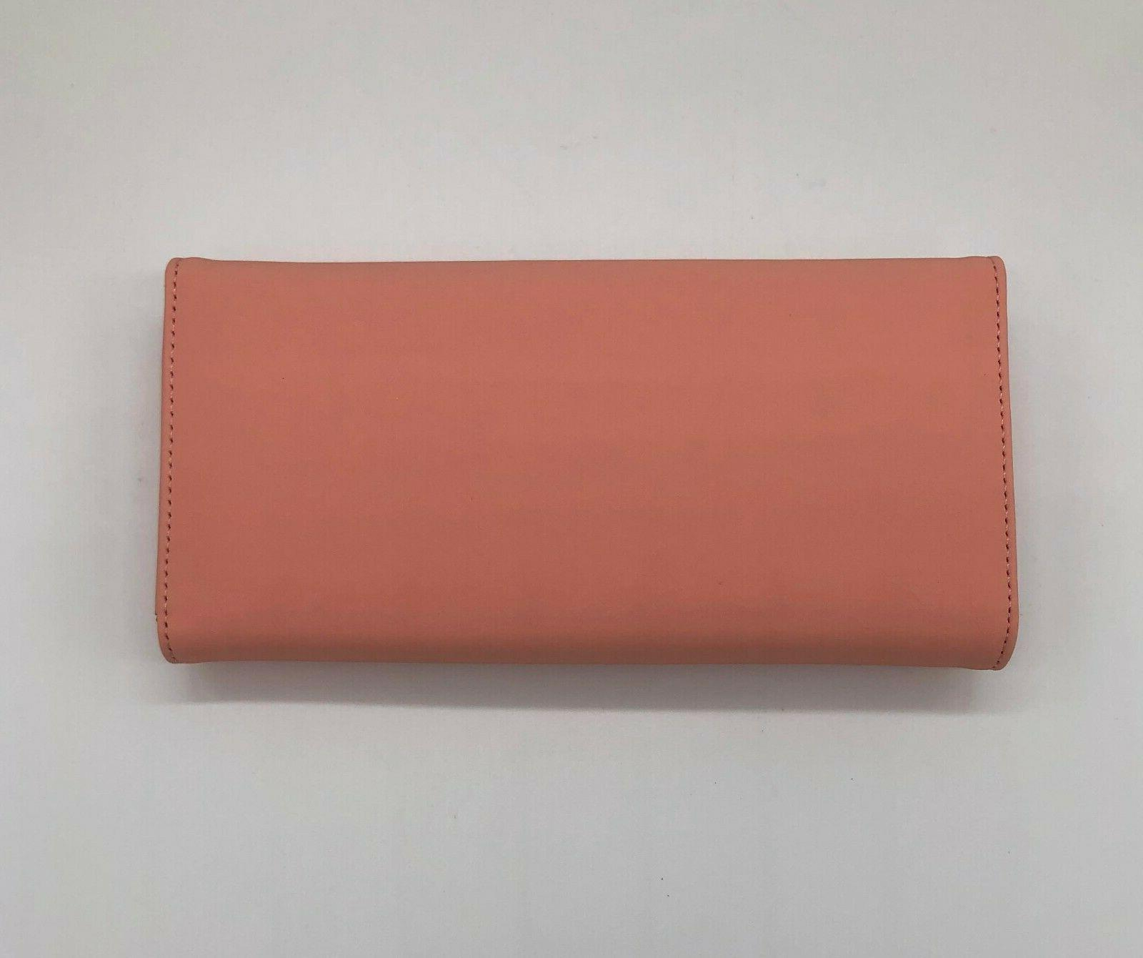Travelambo Faux Leather RFID Clutch