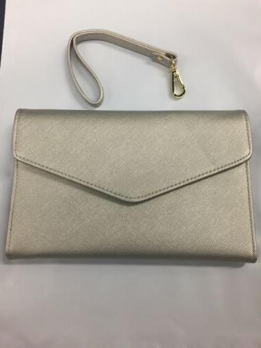 women s wallet purse rfid blocking multi