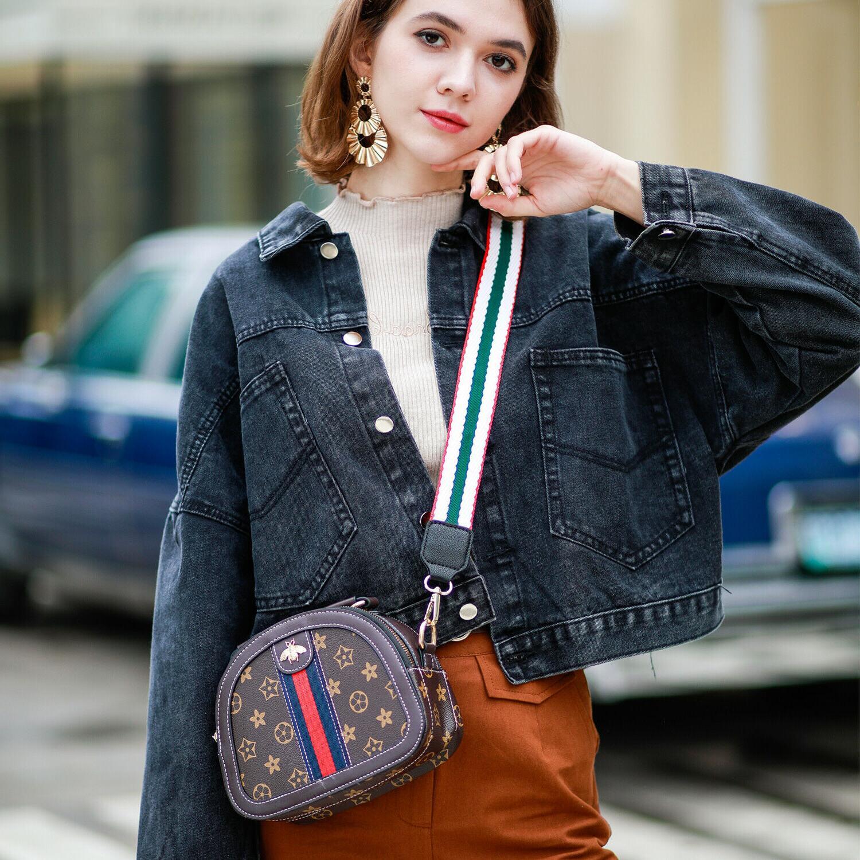 Women Shell Purse Shoulder Crossbody Handbag