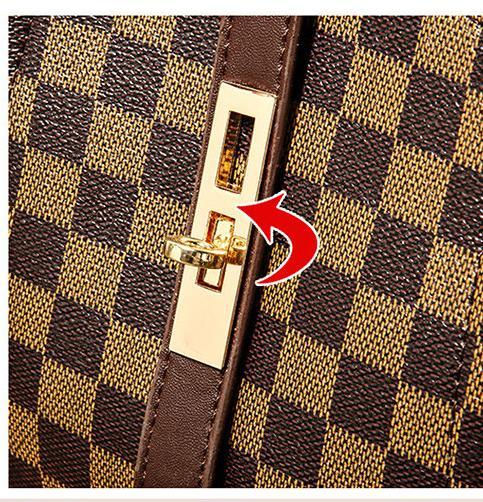 Women Shoulder Bag Handbags PU Leather Crossbody Satchel Fashion HOW.R.U