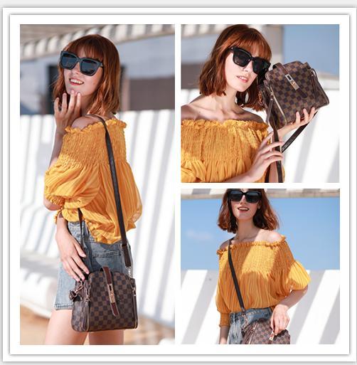 Women Bag PU Satchel Fashion